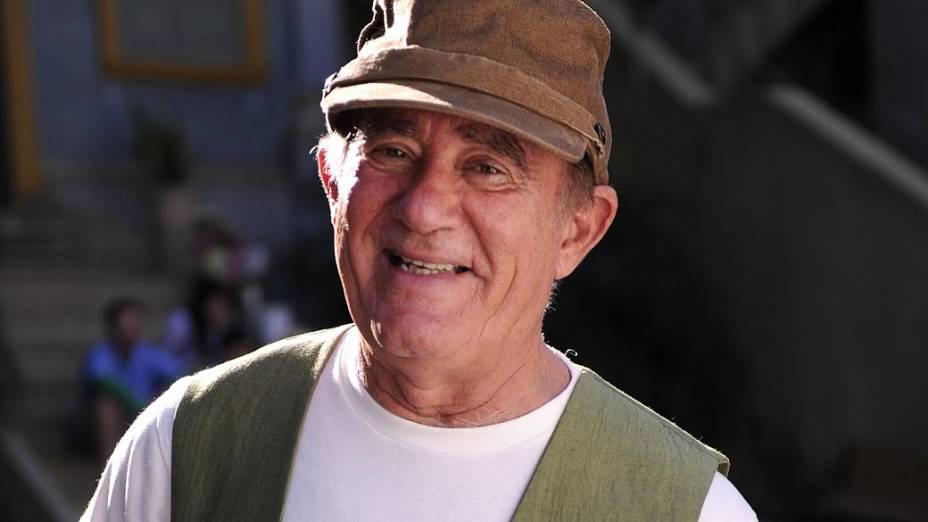 Renato Aragão, no especial Didi, O Peregrino, da TV Globo