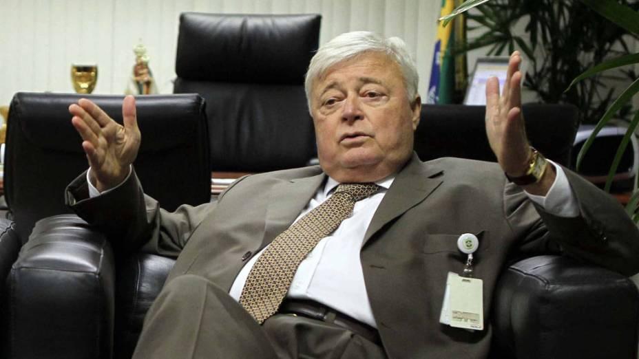 Ex-presidente da CBF, Ricardo Teixeira, é acusado de fraudar milhões de dólares