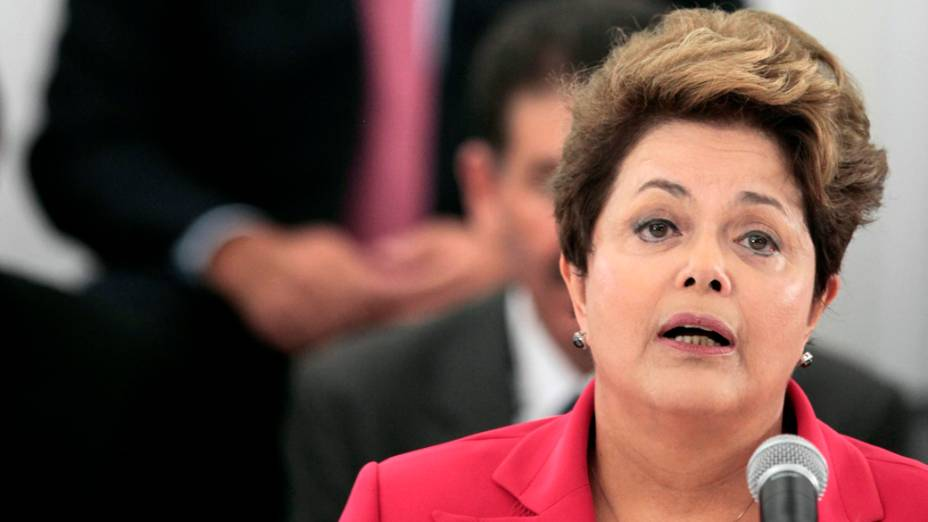 Dilma na abertura da Rio+20