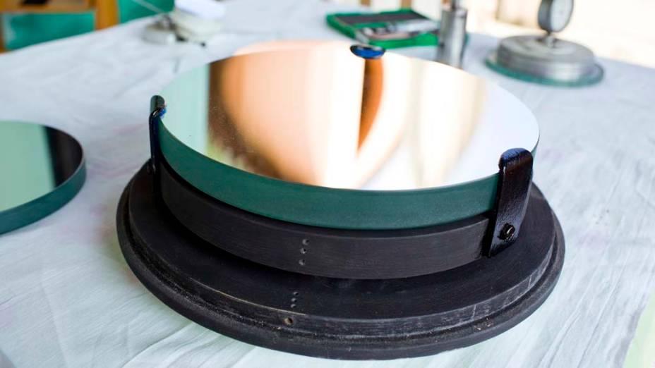 <p>Célula com espelho primário de 250mm</p>