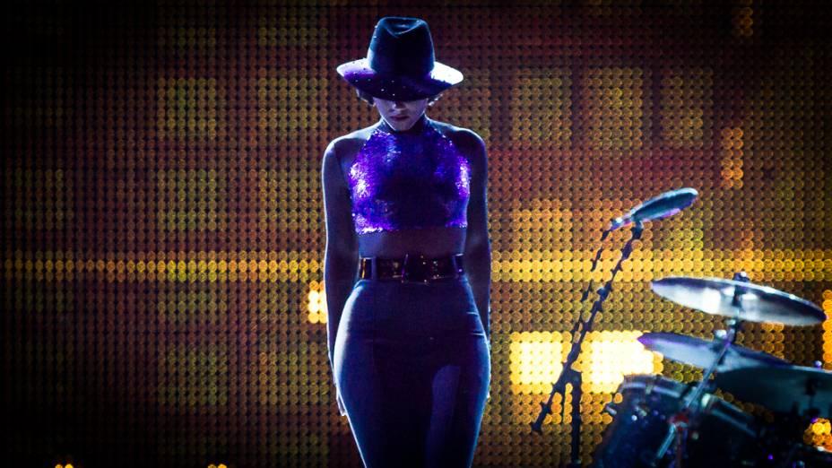 Apresentação de Alicia Keys no Rock in Rio 2013