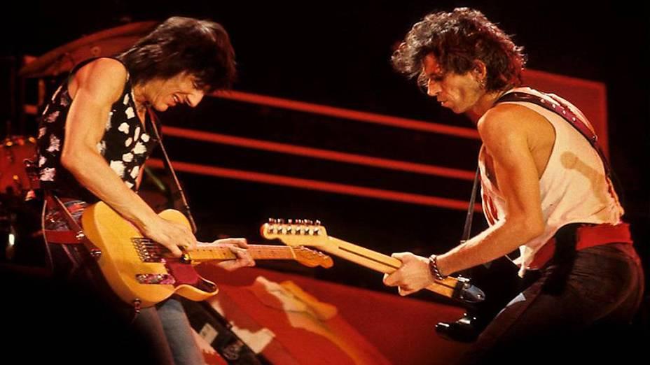 """Cena do filme """"Lets Spend The Night Together"""", de 1982"""