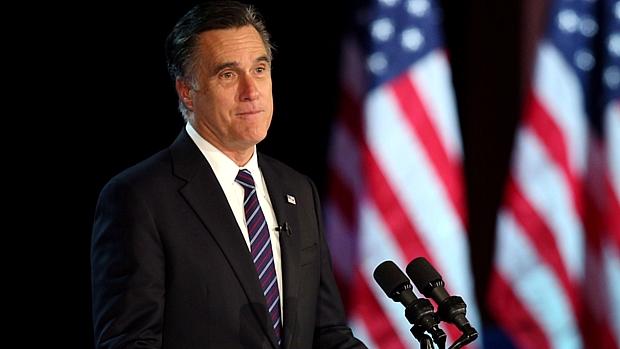 Mitt Romney parabeniza Barack Obama e reconhece derrota nas eleições americanas