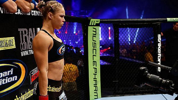 Ronda Rousey, a nova contratada do UFC