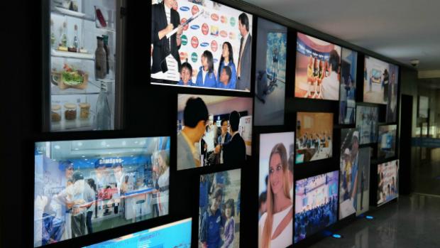 Samsung inaugura sede da América Latina em São Paulo