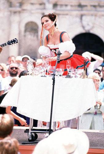 Protagonista de <em>Miss Simpatia</em> (2000) � foi indicada para o prêmio de melhor atriz no Globo de Ouro.