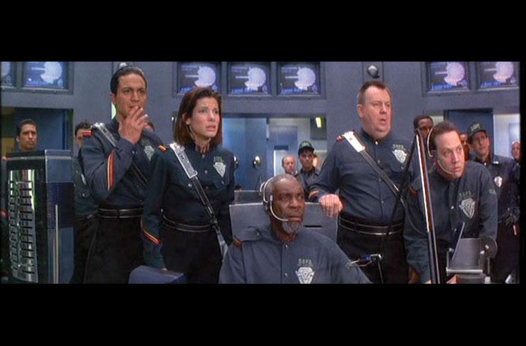 <em>Demolidor</em> (1993) foi um dos primeiros filmes de sucesso da atriz.
