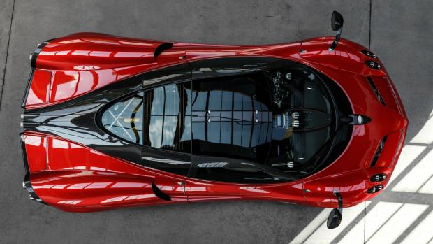 Captura de tela de Forza 5