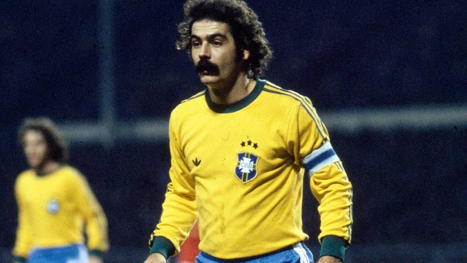 Rivellino, na seleção brasileira, na Copa de 1978, na Argentina