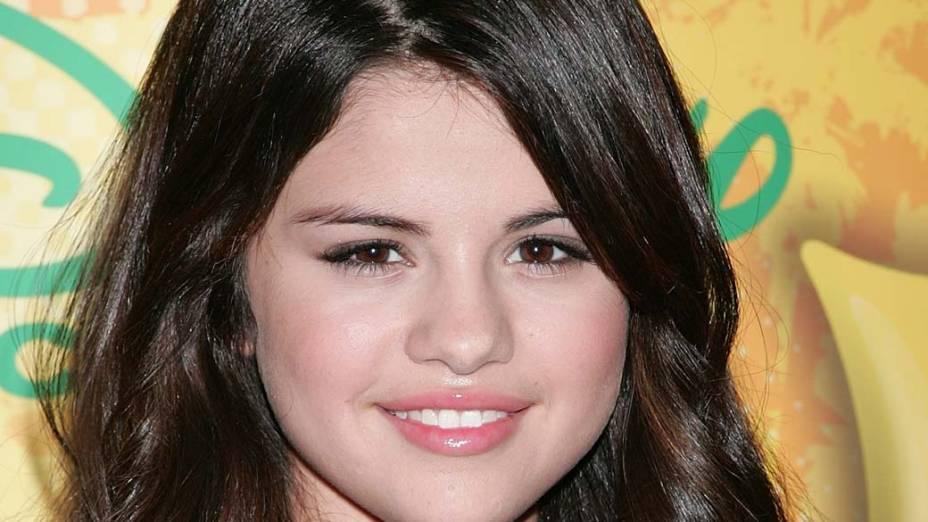 """Selena Gomez, fazia parte do elenco de """"Os Feiticeiros de Waverly Place"""" da Disney"""