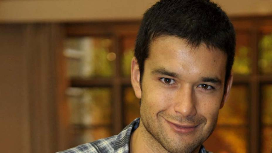 O ator Sergio Marone