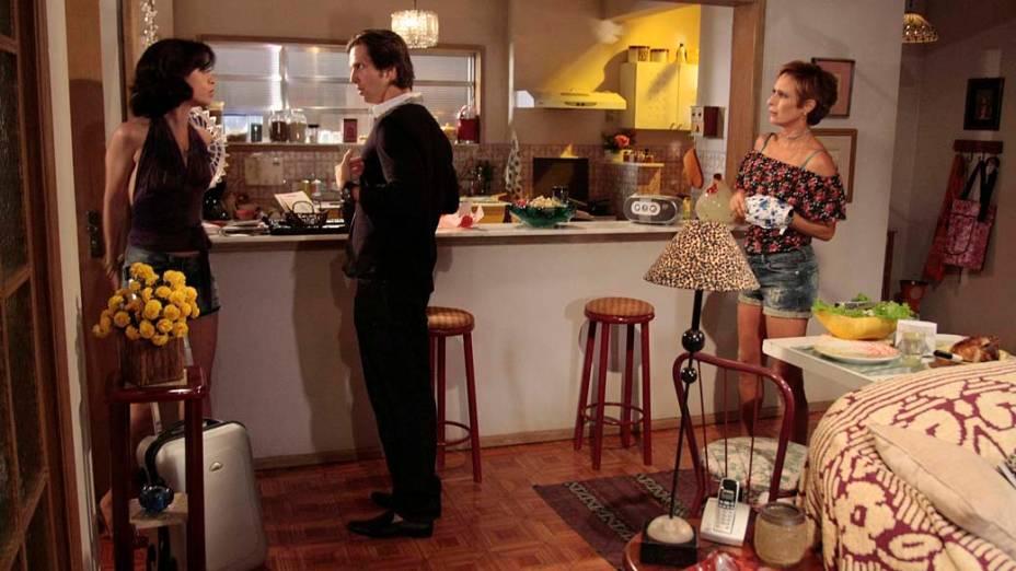 Armane vive dizendo que vai se divorciar e ficar com Fátima