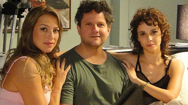 Série A Mulher Invisível tem Luana Piovani, Selton Mello e Débora Falabella