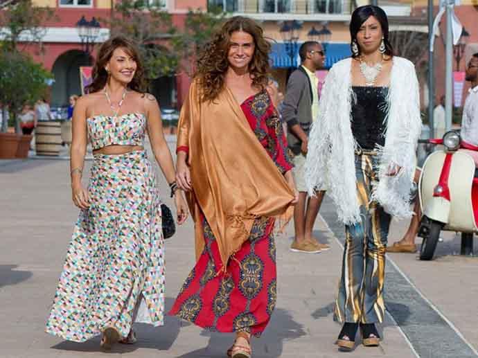 O trio de S.O.S. Mulheres ao Mar 2