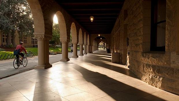 Corredores da Universidade Stanford