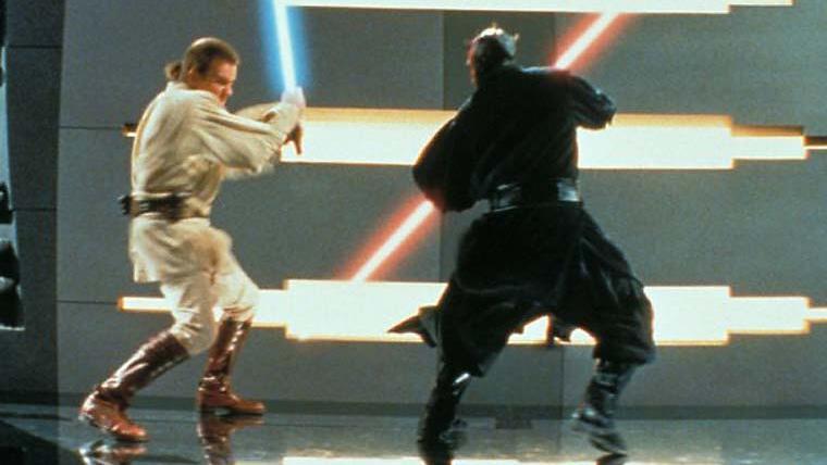 Star Wars episódio 1- A Ameaça Fantasma