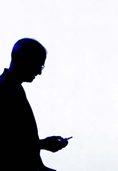 Steve Jobs lança nova geração de iPods em São Francisco, 2007