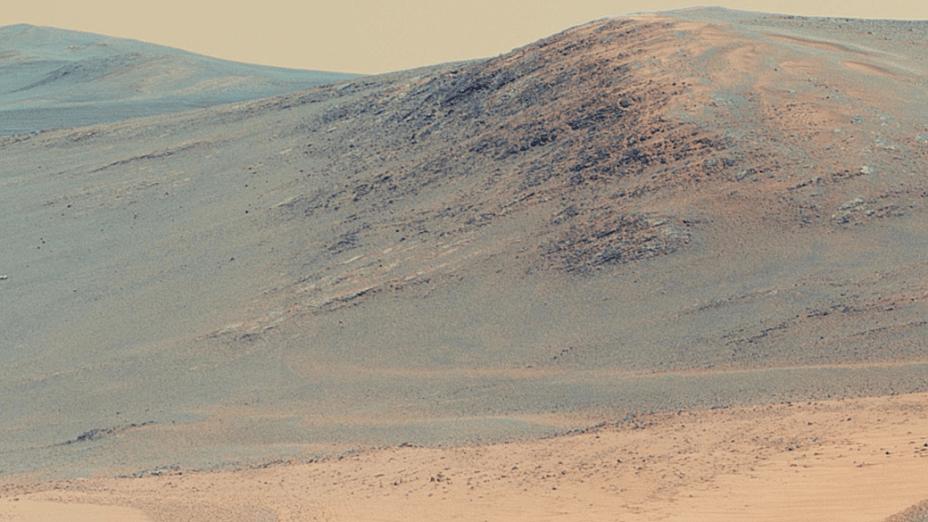 <p>Imagens vão ajudar os pesquisadores e entenderem melhor a formação rochosa do planeta Marte</p>