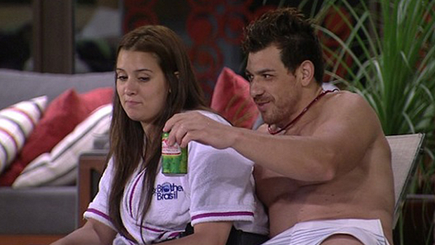 Big Brother Brasil- Tamires e Cezar