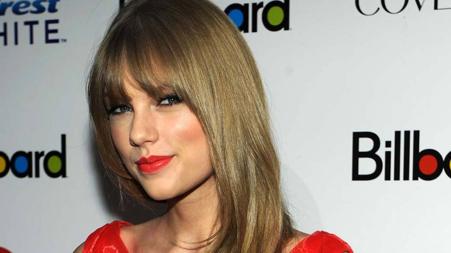 Taylor Swift no Billboards Sixth Annual Women in Music, em Nova York