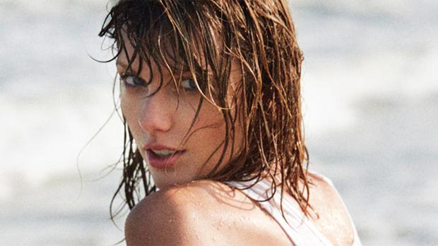 Taylor Swift na capa da revista Rolling Stone