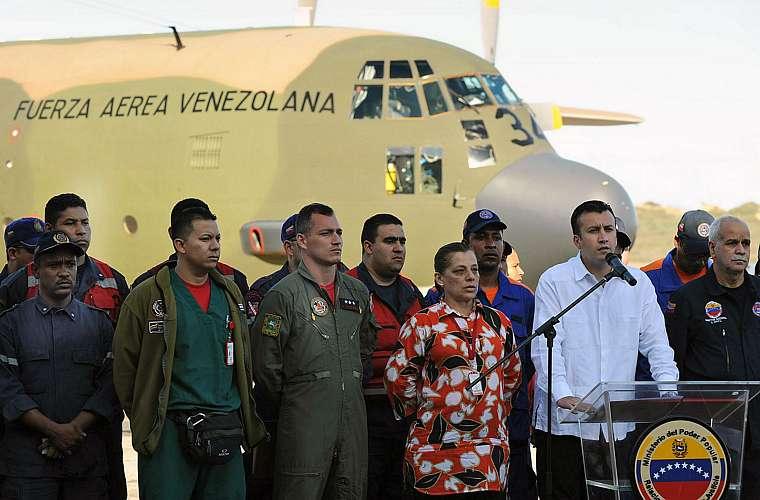 A Venezuela anunciou que também enviará ajuda ao país.