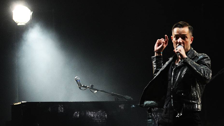Apresentação do The Killers no Lollapalooza