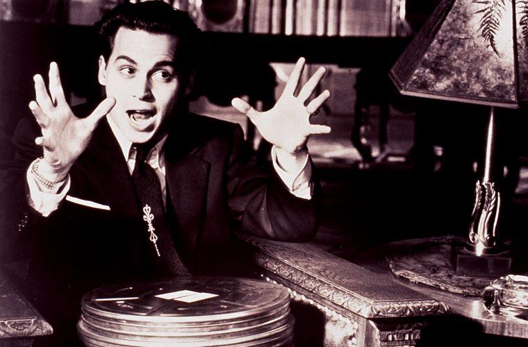 Lançado em 1994, Ed Wood, interpretado por Johnny Depp, foi um fracasso de bilheteria, mesmo sendo considerado uma pequena obra-prima do diretor Tim Burton