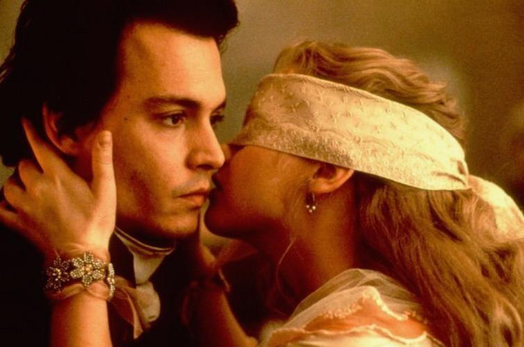 Em A Lenda do Cavaleiro sem Cabeça (1999), Johnny Depp contracena com Christina Ricci