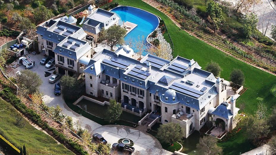 A casa de Gisele Bündchen e Tom Brady está à venda