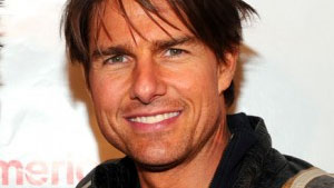 O astro hollywoodiano Tom Cruise