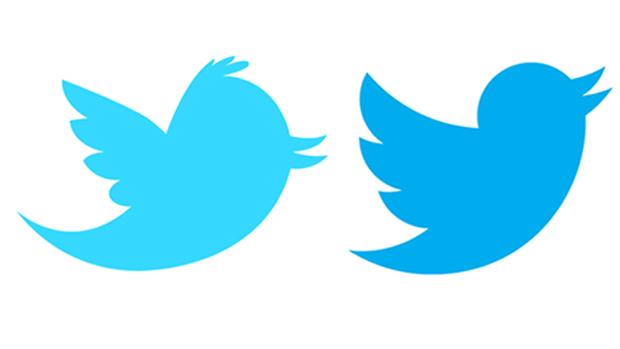Em 2012, a empresa fez modificações em seu logo. À direita, o novo desenho do passarinho
