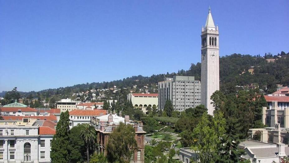 Universidade da Califórnia, Berkeley, nos Estados Unidos - 9º lugar no ranking THE