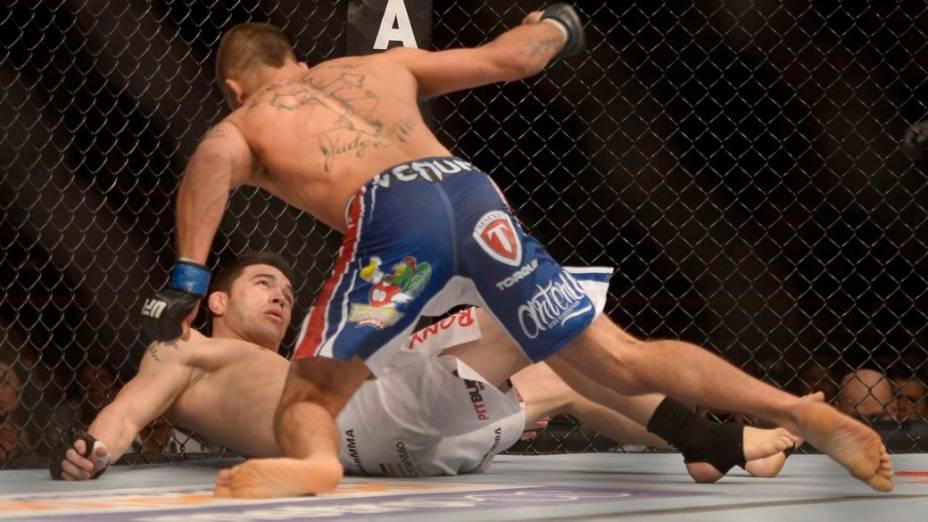 UFC Goiânia: Rony Jason x Jeremy Stephens
