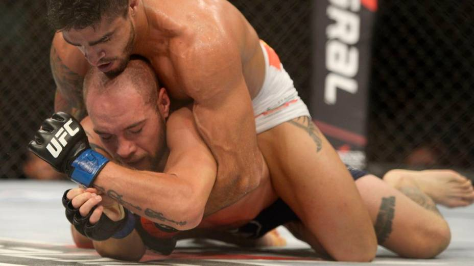 UFC Goiânia: Thiago Tavares x Justin Salas