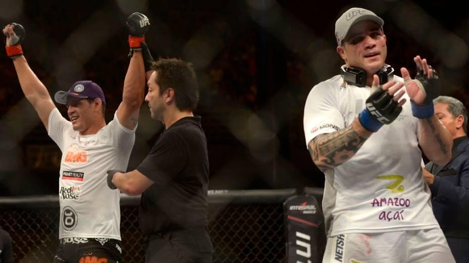 UFC Goiania: Cezar Mutante x Daniel Sarafian