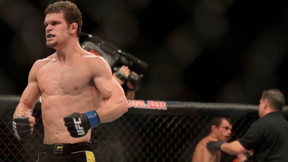 UFC Goiânia: José Maria No Chance x Dustin Ortiz