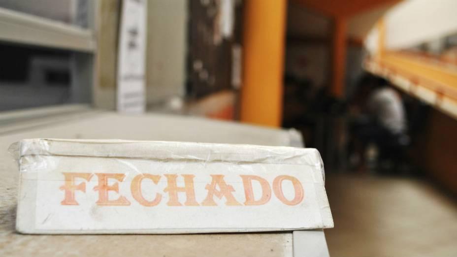 Greve nas federais: atividades suspensas no campus da UFF em Rio das Ostras