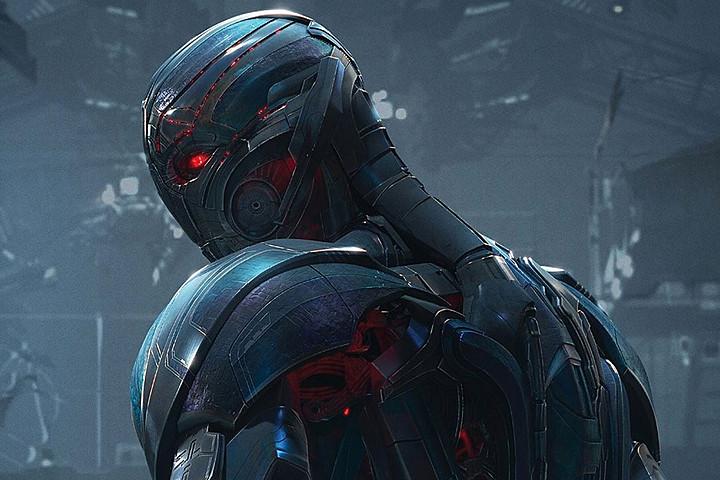 Ultron, o vilão de Vingadores: Era de Ultron