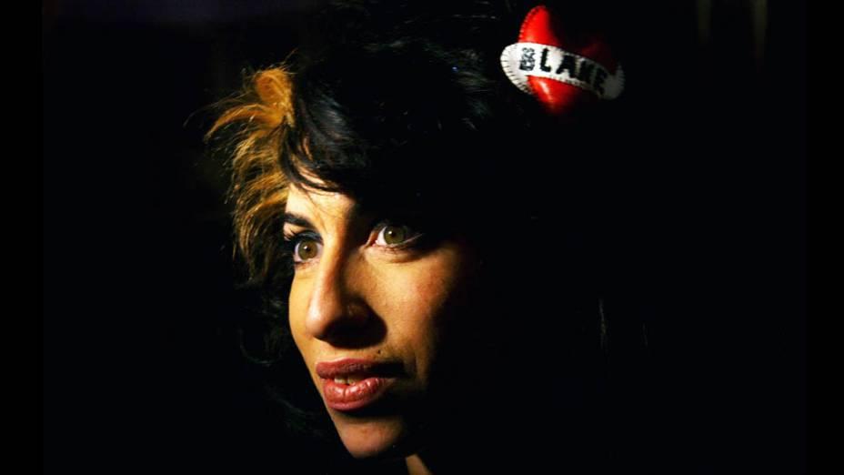 Amy Winehouse em 2008