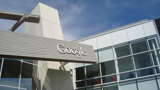 Um dos prédios do complexo Google