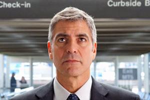 George Clooney no filme Amor Sem Escalas