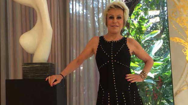 Ana Maria Braga no Mais Você