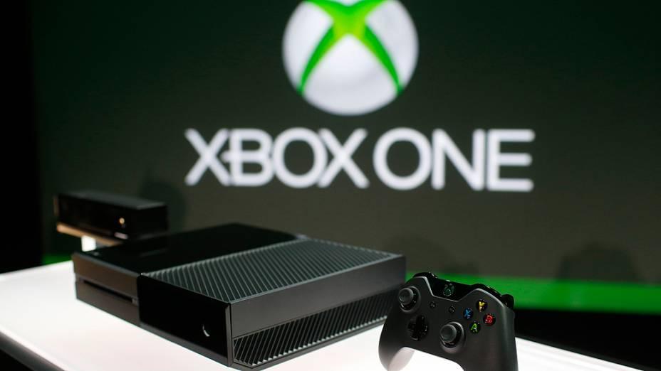 Microsoft apresenta o novo Xbox One durante evento em Redmond, Washington