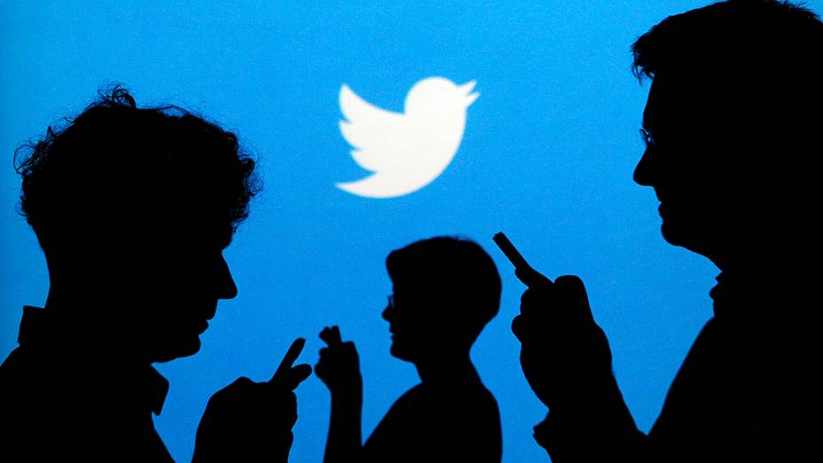 Novo logo do Twitter, revelado em junho de 2012