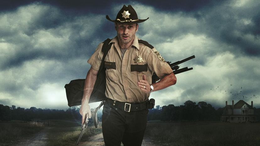 Segunda temporada de Walking Dead estreia no Brasil em fevereiro