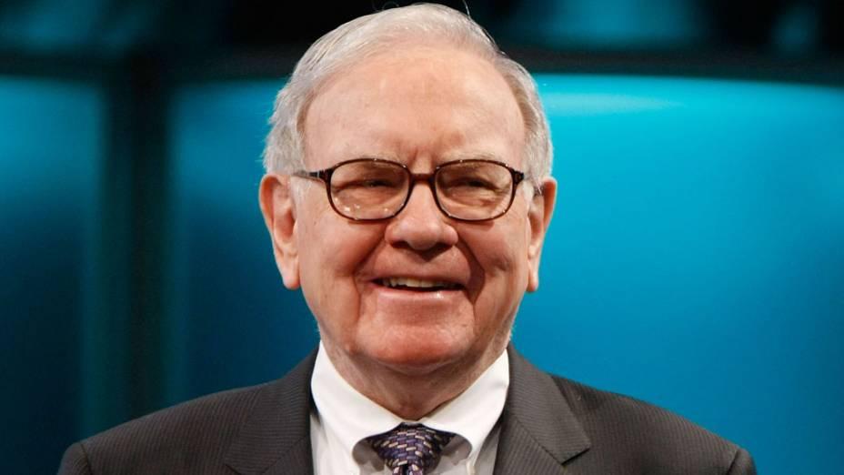 2º lugar: Warren Buffett - US$ 62 bilhões  da Berkshire Hathaway