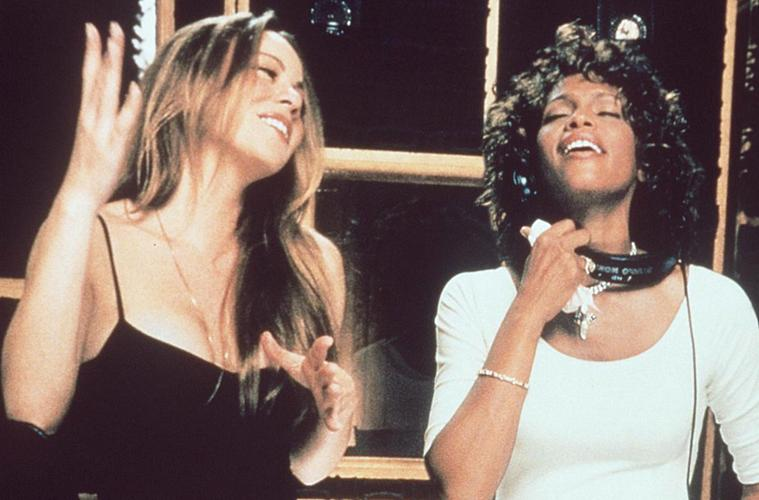 Em 1998, Whitney fez um dueto com a cantora Mariah Carey para gravar a música When You Believe.