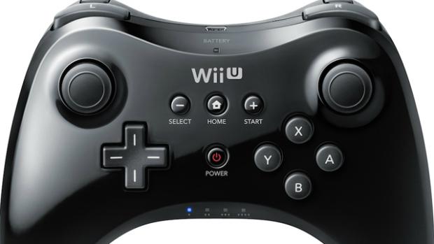 Controle Wii U Pro
