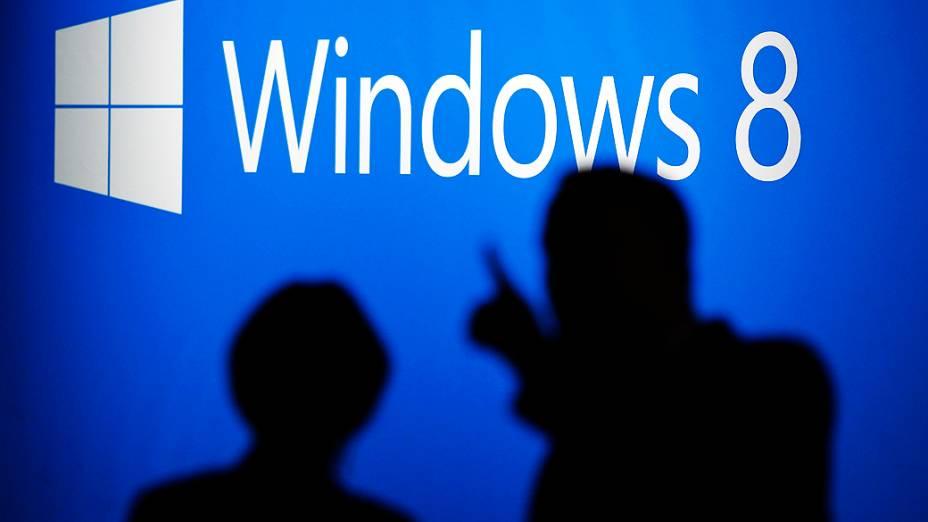 Lançamento do Windows 8 foi feito nesta quinta-feira em Nova York